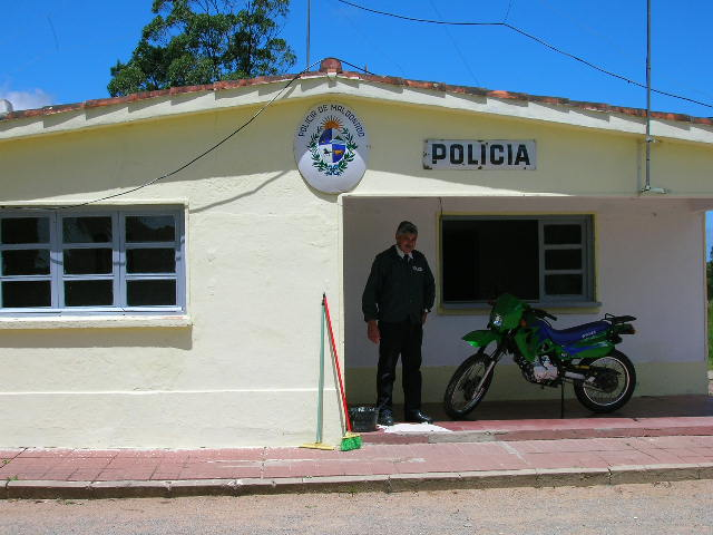 Police Station picture in Uruguay