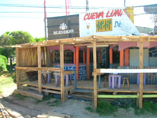 Picture of Punta del Diablo restaurant