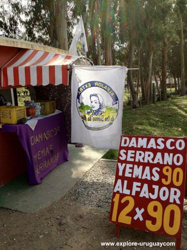 Alfajores, Uruguay