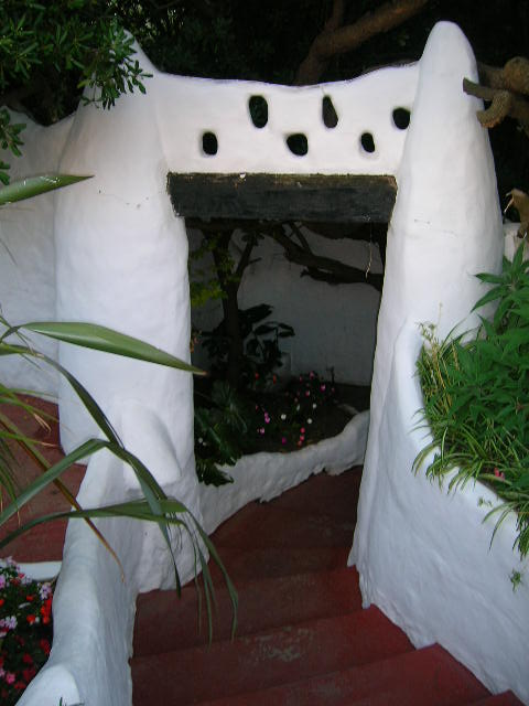 Casa del Pueblo entrance picture