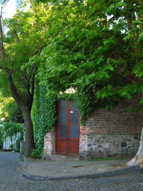 Colonia doorway picture