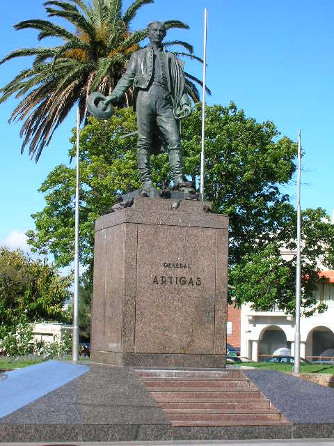 General Jose Artigas