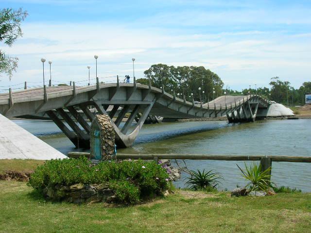 La Barra bridge Uruguay