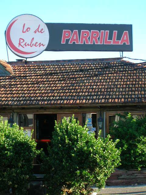 Parrilla in Maldonado Uruguay