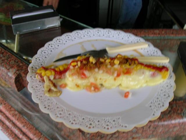 Uruguay Hotdog Pancho Picture