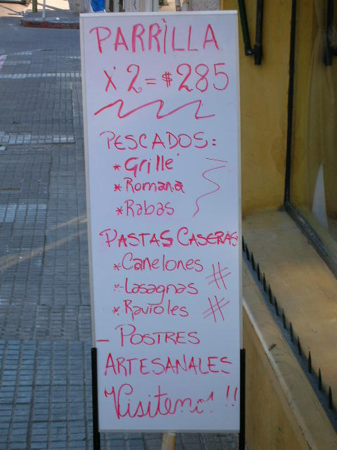 Parilla Picture in Maldonado Uruguay