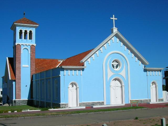 Picture Virgin de la Candelaria Punta del Este Uruguay