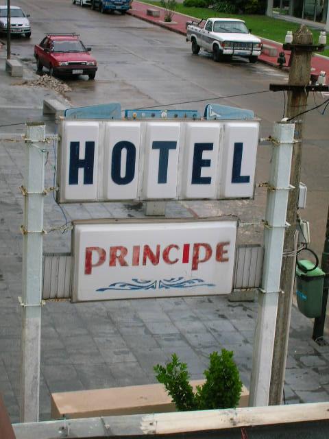 Hotel Principle in Punta del Este Uruguay