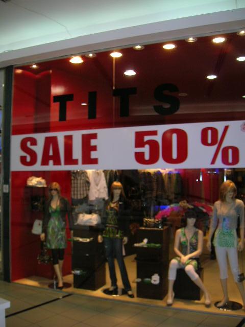 Punta shopping pictures