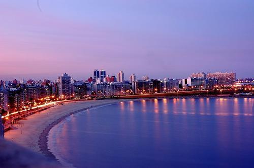 Explore Uruguay Beach