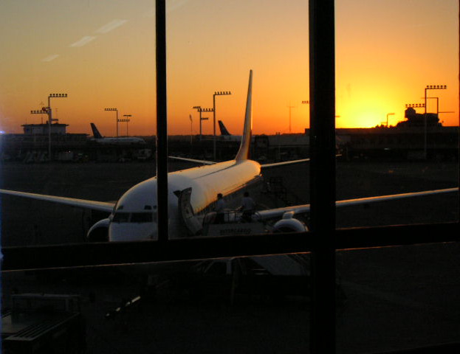 Uruguay Airplane Picture