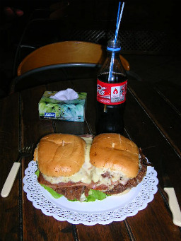 Picture of Chivito al Plato