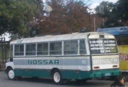 Durazno Uruguay Bus