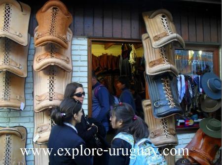 Uruguay Gaucho Saddle