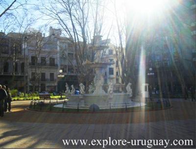 Plaza Constitución Montevideo