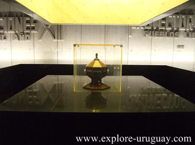 Mausoleum of General Jose Artigas