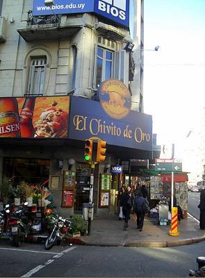 Chivito Uruguay