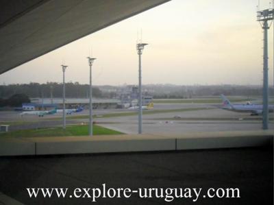 Third Floor View of the runway