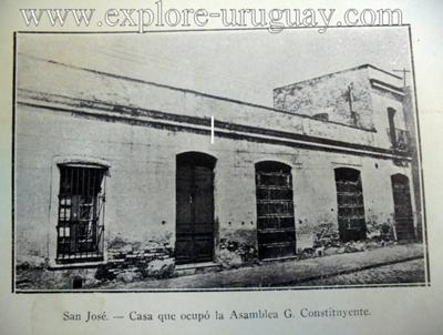Historical House of Uruguay