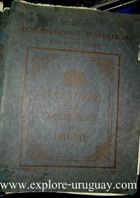 Constitution of Uruguay