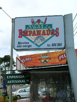 Uruguay food picture of empanadas