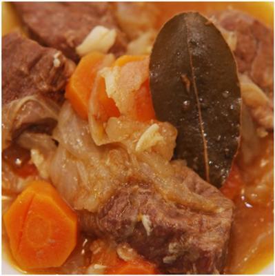 Uruguay Beef Stew  Recipe