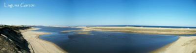 Laguna Garzon Uruguay