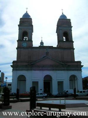 Plaza de San Fernando, Maldonado Uruguay