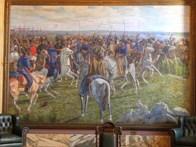 Battle of Las Piedras, Uruguay