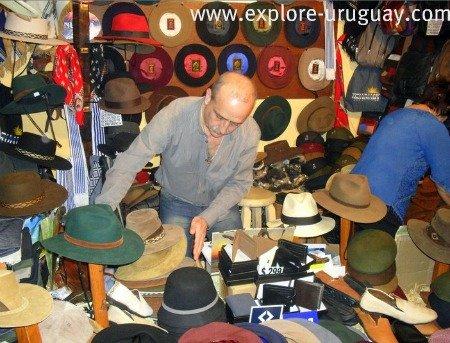 Uruguay Gaucho Hat