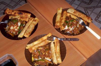 Cannelloni Uruguay style