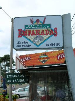 Uruguay food picture of empanadas