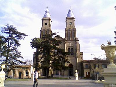 Cathedral Basilica in Florida Uruguay