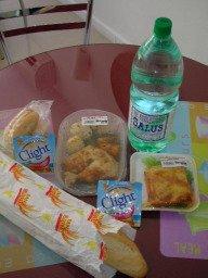 pictures of Uruguay groceries