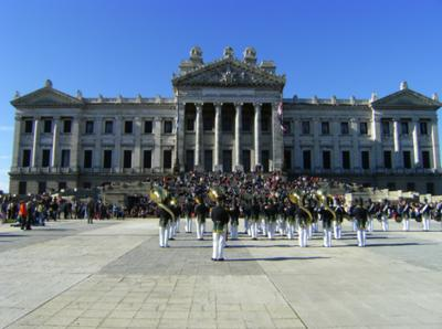 Legislative Palace, Montevideo Uruguay