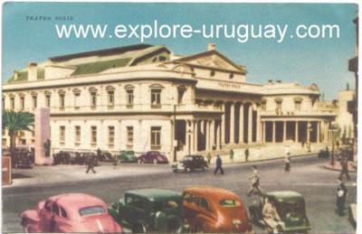 Teatro  Solis 1938