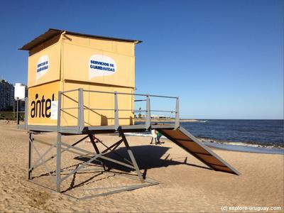 Beaches of Uruguay